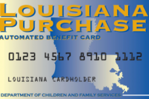 """Check Louisiana EBT Card Balance"""