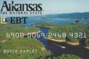 """Check Arkansas EBT Card Balance"""