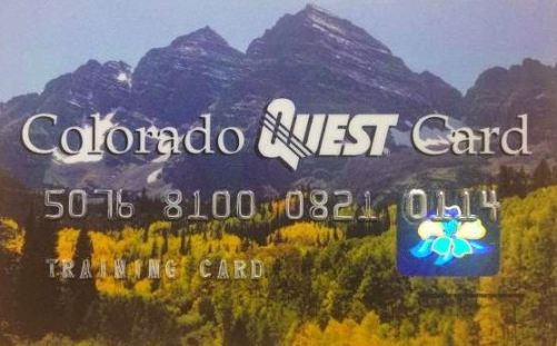 """Colorado EBT Card Balance"""