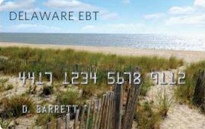 """""""Delaware EBT Card Balance"""""""