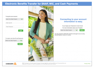 How To Check Connecticut Ebt Card Balance Food Stamps Ebt