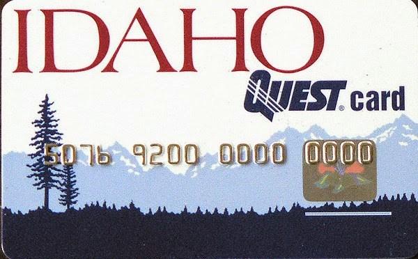 """""""Idaho EBT Card Balance"""""""