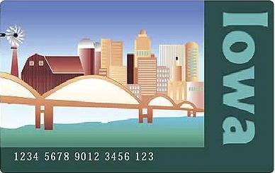 """""""Iowa EBT Card"""""""