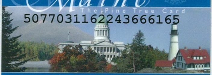 """Maine EBT Card"""