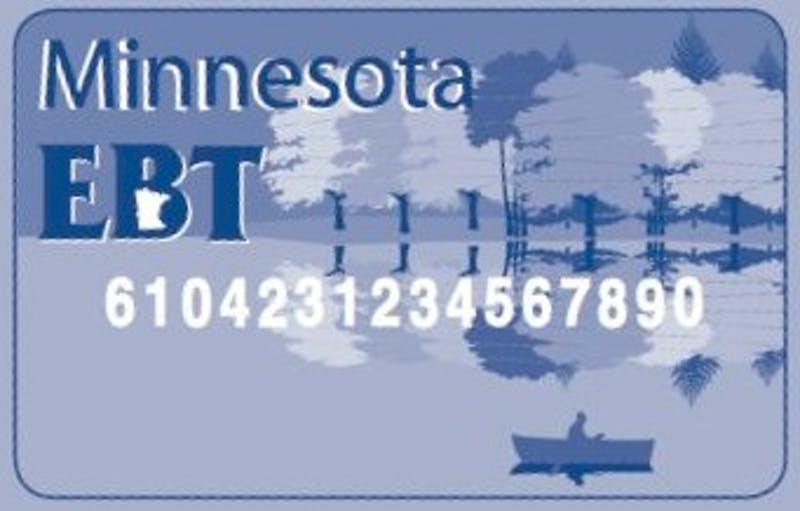 """Minnesota EBT Card Balance"""