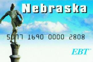 """"""" Nebraska EBT Card"""""""
