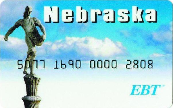 """""""Nebraska EBT Card Balance"""""""