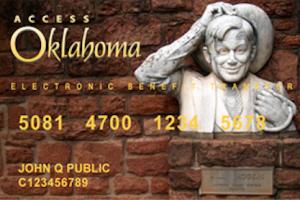 """Check Oklahoma EBT Card Balance"""