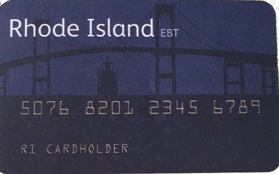 """Rhode Island EBT Card Balance"""
