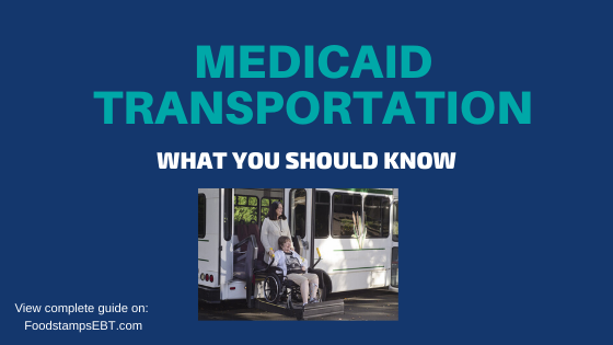 """Medicaid Transportation Questions"""