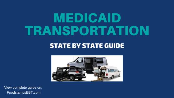 """""""Medicaid Transportation Services"""""""