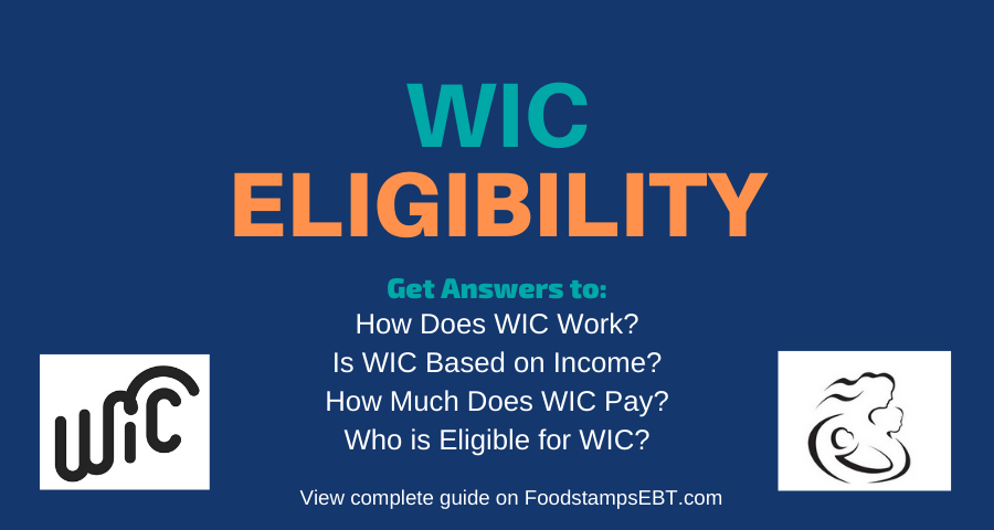 """WIC Eligibility and Income Requirements"""