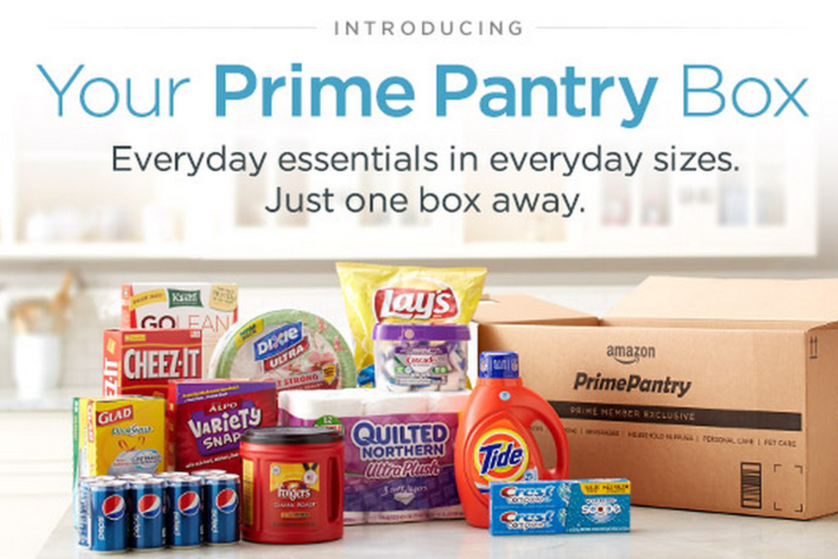 """Amazon prime pantry for EBT and Medicaid cardholders"""