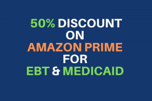 """How to Sign up for Amazon Prime EBT Discount"""