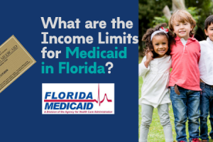 """What are the income limits for Medicaid in Florida"""