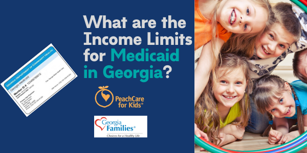 Georgia Medicaid Income Limits for 2020 - Food Stamps EBT