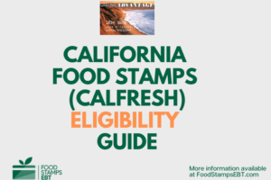 """""""California Food Stamps Eligibility Guide"""""""