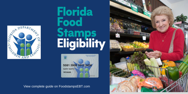 """Florida Food Stamps Eligibility"""