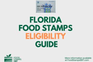 """Florida food Stamps Eligibility Guide"""
