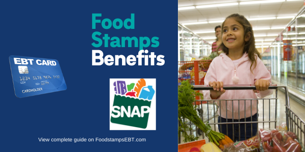 """Food Stamps Benefits"""