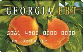 """Georgia EBT Card"""