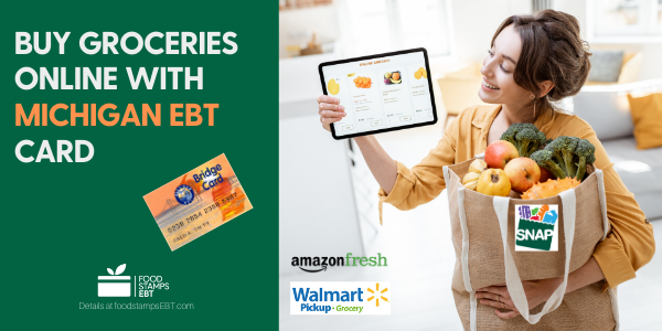 """Buy groceries online with Michigan EBT Card"""