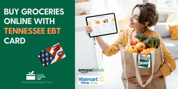 """Buy groceries online with Tennessee EBT Card"""