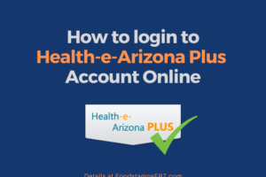 """Health-e-Arizona Plus Account Login"""