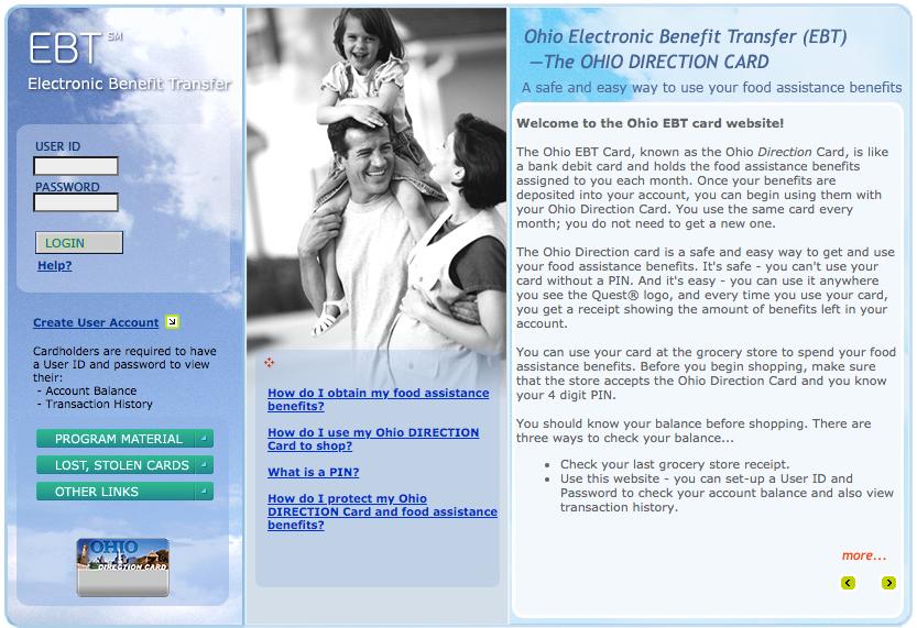 """""""How Do I check my Ohio EBT Card Balance Online"""""""