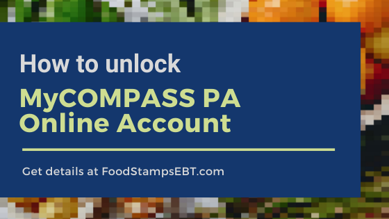 """""""How to unlock MyCOMPASS PA Account"""""""