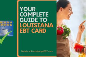"""""""Louisiana EBT Card"""""""