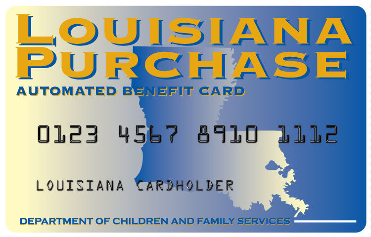 """Louisiana EBT Card"""