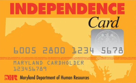 """Maryland EBT Card"""