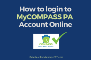 """MyCOMPASS PA Account Login"""