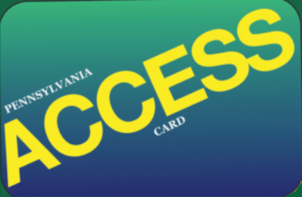 """Pennsylvania EBT ACCESS Card"""