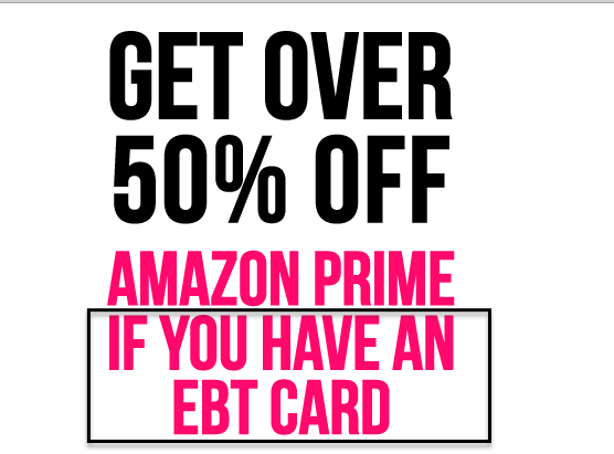 """Save 50% with Discounted Amazon Prime Membership"""