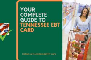 """""""Tennessee EBT Card"""""""