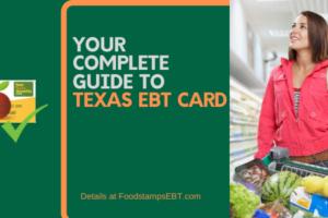 """Texas EBT Card"""
