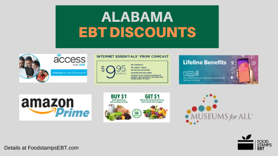 """""""Alabama EBT Discounts"""""""