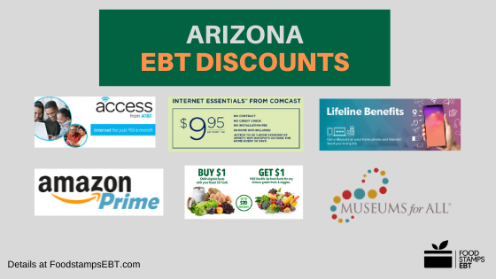 """""""Arizona EBT Discounts"""""""