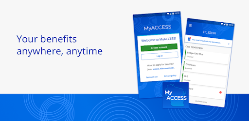 """MyACCESS Wisconsin App"""