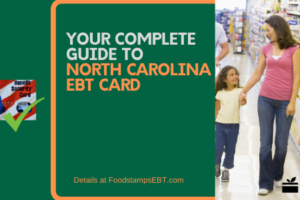 """North Carolina EBT Card"""
