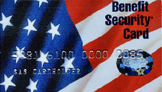"""""""North Carolina EBT Card"""""""
