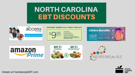 """North Carolina EBT Discounts"""