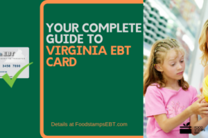 """Virginia EBT Card"""
