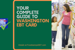 """Washington EBT Card"""
