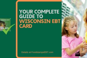 """""""Wisconsin EBT Card"""""""