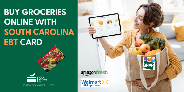"""Buy groceries online with South Carolina EBT Card"""