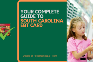 """South Carolina EBT Card"""