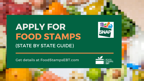 """How to apply for food stamps online by state"""